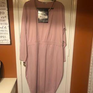Caged top Rebdolls 5X dress NWT